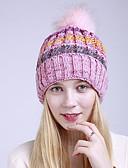 cheap Women's Gloves-Women's Active Floppy Hat - Floral Braided / Cute / Winter