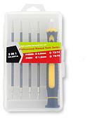 זול חלקי חילוף-טלפון סלולרי ערכת כלי תיקון 5 ב 1 מברג כלים להחלפה טלפון סלולרי