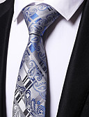 cheap Men's Ties & Bow Ties-Men's Work Necktie - Floral