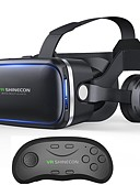 preiswerte Socken & Strumpfwaren-Vritual reality shinecon 6,0 bluetooth headset vr gläser helm 3d box für 4,7-6,0 smartphones mit bluetooth controller
