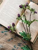 זול חולצה-פרחים מלאכותיים 1 ענף פסטורלי סגנון פירות פרחים לשולחן