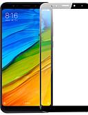 זול שעוני יוקרה-מגן מסך XIAOMI ל זכוכית מחוסמת יחידה 1 מגן מסך מלא עמיד לשריטות הוכחת פיצוץ קצה מעוגל 2.5D קשיחות 9H (HD) ניגודיות גבוהה