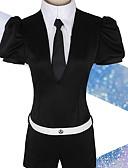 זול שמלות נשים-קיבל השראה מ ארץ הברבורים / פוספופיליט אנימה תחפושות קוספליי חליפות קוספליי אחר / סרבל תינוקותבגד גוף חגורה עבור בגדי ריקוד גברים בגדי