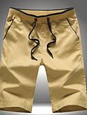 זול מכנסיים ושורטים לגברים-בגדי ריקוד גברים כותנה משוחרר מכנסיים דפוס