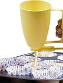 abordables Relojes de Vestir-Herramientas para hornear Plásticos Cocina creativa Gadget / Manualidades para el pan / para la torta / para la galleta Utensilios para hornear y pasteles