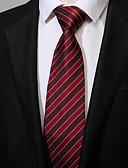 abordables Corbatas y Pajaritas para Hombre-Hombre Corbata - Casual A Rayas
