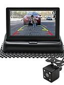 tanie Zegarki mechaniczne-ZIQIAO XSP03-015 LED Sony CCD Zestaw z tylną kamerą na Samochód