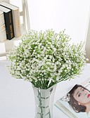 billige Gaveesker-Kunstige blomster 4.0 Gren Pastorale Stilen Brudeslør Bordblomst
