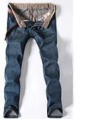 preiswerte Herren-Hosen und Shorts-Herrn Street Schick Jeans Hose Solide