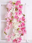 cheap Wedding Dresses-Artificial Flowers 1 Branch Wedding / European Sakura Wall Flower