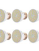 cheap Party Dresses-YWXLIGHT® 6pcs 7 W 500-700 lm E26 / E27 LED Spotlight 72 LED Beads SMD 2835 Warm White / Cold White / Natural White 220-240 V / 110-130 V