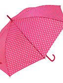 זול טישרטים לגופיות לגברים-פּוֹלִיאֶסטֶר בגדי ריקוד גברים סאני וגשום / עמיד לרוח / חדש מטריה ישרה