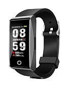 זול טישרטים לגופיות לגברים-חכמים שעונים ל iOS / Android מוניטור קצב לב / מודד לחץ דם / מידע / שליטה במצלמה / בקרת APP מד צעדים / מזכיר שיחות / מעקב שינה / תזכורת בישיבה / Alarm Clock / 120-150 / NRF51822