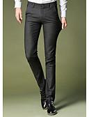 זול מכנסיים ושורטים לגברים-מכנסיים אחיד חליפות עסקים בגדי ריקוד גברים