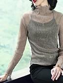 tanie Damskie spodnie-T-shirt Damskie Vintage Święto Golf Szczupła - Solidne kolory / Lato / Jesień