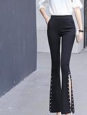 povoljno Ženski dvodijelni kostimi-Žene Osnovni Klasične hlače Hlače Jednobojni
