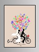 levne Závoje-Rámečky a mísy Ostatní Klasický motiv Lidé Romantika Vintage ThemeWithVzor / Tisk