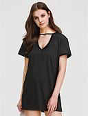 baratos Vestidos de Mulher-Mulheres Bandagem Para Noite Feriado Moda de Rua Bainha Vestido Sólido Cintura Alta Mini Preto