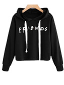 cheap Women's Hoodies & Sweatshirts-Women's Basic Hoodie - Letter, Print