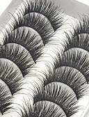 halpa Naisten yöasut-Silmä 1 Suurennettu Luonnollinen Kihara Arkipäivän meikki Luonnollisen pitkät Meikki Ammattilainen Korkealaatuinen Ammattilais Päivittäin