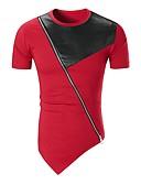 ieftine Maieu & Tricouri Bărbați-Bărbați Tricou De Bază - Mată