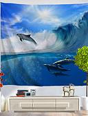 halpa Hääjuhlamekot-Loma Wall Decor Polyesteri Klassinen Wall Art, Seinävaatteet Koriste