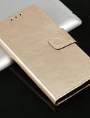olcso Mobiltelefon tokok-Case Kompatibilitás Samsung Galaxy J5 (2016) / J2 PRO 2018 Kártyatartó / Állvánnyal / Flip Héjtok Egyszínű Kemény PU bőr mert J7 (2017) / J5 (2017) / J5 (2016)
