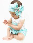 ieftine Set Îmbrăcăminte Bebeluși-Bebelus Fete Activ / De Bază Zilnic Imprimeu Fără manșon Lung Bumbac / Poliester Set Îmbrăcăminte Alb 110 / Copil