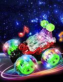 halpa Bikinis-RC Car Light Music RC Stunt Cars 2-Kanavainen 2,4G Stunt-auto 01:32