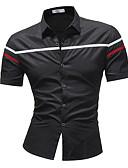 povoljno Muške košulje-Majica Muškarci Dnevno Color block