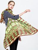 abordables Vestidos de Madrina-Mujer Borla Rectángulo - Vintage / Fiesta Estampado