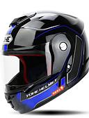 hesapli Gelinlikler-YOHE YH-973 Tam Yüz Yetişkinler Unisex Motosiklet Kaskı Nefes Alabilir / Deodorant / Anti-ter
