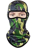 cheap Women's Lingerie-Balaclava All Seasons Quick Dry / Breathability Outdoor Exercise / Bike / Cycling Unisex Lycra Camouflage / Stretchy