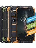 """tanie Kwarcowy-poptel p9000 max 5.5 in """" Smartfon 4G ( 4 GB + 64GB 13 mp MediaTek MT6750 9000 mAh mAh ) / 1920*1080"""