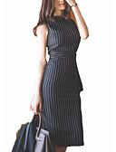 cheap Women's Dresses-Women's Going out Slim Sheath Dress