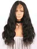 ieftine Tricou-femeie ondulată val de corp frontal 360 / păr malaysian swiss dans păr uman nou sosire / vânzare fierbinte / festival 100% virgin / petrecere de nuntă / școală