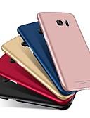 זול מגנים לטלפון-מגן עבור Samsung Galaxy S9 / S9 Plus / S8 Plus מזוגג כיסוי אחורי אחיד קשיח PC