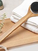 povoljno Dodaci za kupaonicu-Tools New Design / Jednostavan / Multifunkcionalni Običan / Modern / Comtemporary Drvo 1pc Spužve i pilingeri