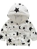 povoljno Hlače za dječake-Djeca Dječaci Geometrijski oblici / Print Dugih rukava Jakna i kaput