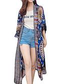 זול טישרט-חולצת נשים - צוואר בצבע מלא