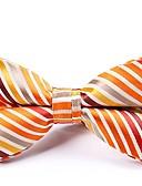 abordables Corbatas y Pajaritas para Hombre-Hombre Lazo Pajarita - Fiesta / Básico A Rayas / Bloques