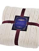 رخيصةأون ملابس داخلية وجوارب للرجال-سوبر لينة, طباعة متفاعلة سادة صوف بطانيات