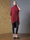 ieftine Pantaloni de Damă-Pentru femei Activ Pelerină / Capes - Mată
