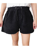ieftine Pantaloni de Damă-Pentru femei Activ Pantaloni Scurți Pantaloni Mată