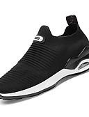 abordables Camisetas y Tops de Hombre-Hombre Zapatos Confort PU Otoño Zapatillas de Atletismo Paseo Blanco / Negro / Gris / EU40