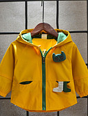 cheap Women's Blazers-Baby Boys' Solid Colored Long Sleeve Jacket & Coat
