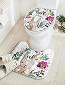 ieftine Gadgeturi de baie-Preșuri / Capac Toaletă / Scaun pentru toaletă Adorabil / Creative Modă / Modern Poliester 1set - Curăţare Accesorii toaletă