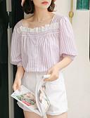 povoljno Ženski jednodijelni kostimi-Majica Žene Izlasci Color block
