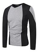 billige Eksotisk herreundertøy-T-skjorte Herre - Ensfarget, Lapper Vintage / Aktiv