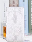 povoljno Maske za mobitele-Θήκη Za Sony Huawei P20 / Huawei P20 Pro / Huawei P20 lite Prozirno / Uzorak Stražnja maska Čipka Ispis Mekano TPU
